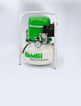Budget Range - Silent Air Compressors