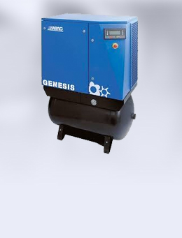 C55 - Ba69 Genesis 5.5-15kw from August 2008 Serial No ITRO