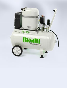 Bambi Medical & Dental Silent Compressor