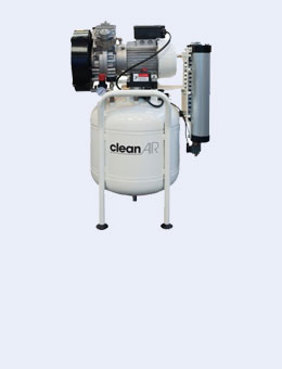 Cleanair Oil Free Piston Compressors - Special Order