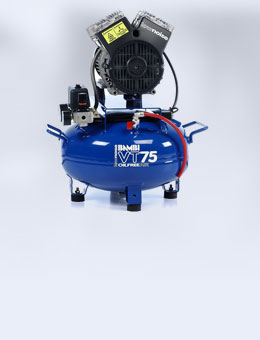 VT - VT(H) - VTS Range - Oil Free Air Compressors -Optional Dryer