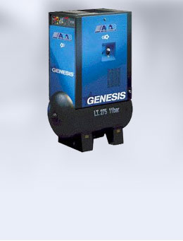 Ba51 Genesis 5.5-15hp from 1997 MK1 / 2 Serial Number RG - UP