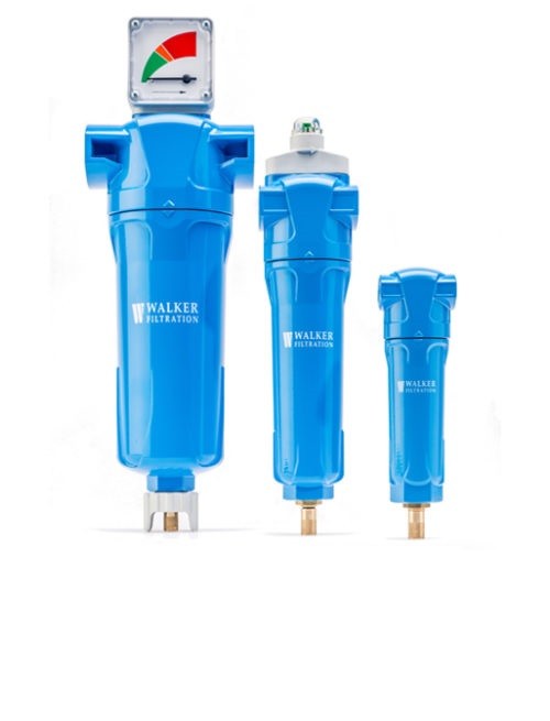 Walker Filtration X1 - ABAC FG 1 Micron Filters