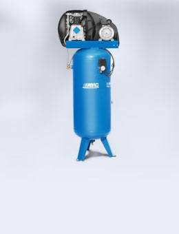 Abac Pro Vertical Tank Mounted Compressors