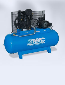 Abac Cast Iron Compressor Range