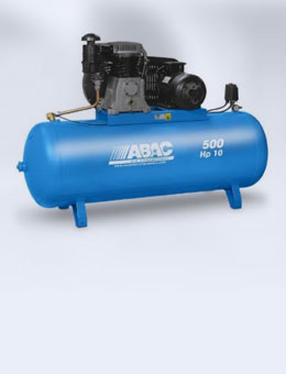 Abac High Pressure 15 Bar Compressor Range