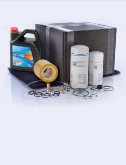 Compressor Spares -Service Kits