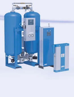 Adsorption Dryers -40, -70 Degrees
