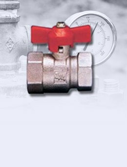 Lever - Timed Ball Valves