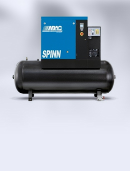 Abac Spinn - Alup Compressor C55 Spares 5.5-15kw from May 2010 Serial No CAI +ITJ