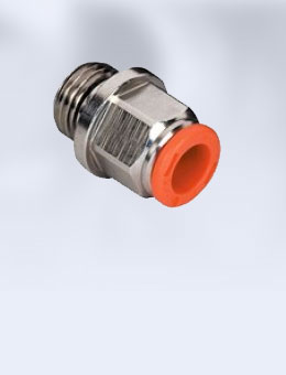 Push-In to BSP Male Fittings