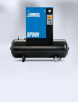 Abac Spinn - Alup Compressor C40 Spares 2.2-5.5kw from November 2009