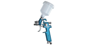 Prevost Paint spray gun for auto finishing, refinishing and detail work 1mm Nozzle