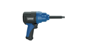Prevost 1/2 Extended Drive Composite Air Impact Wrench - Reinforced Twin Hammer