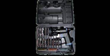 Prevost 75mm Dia Pistol Sander in Case