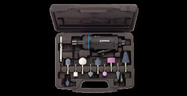 Prevost 3 + 6mm Straight Grinder 22000 Rpm in Case