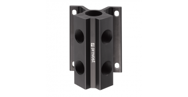 Prevost 3/4 x 2 - 1/2 x 8 Female Wall Bracket
