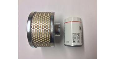 Genesis-Formula 5.5-7.5kw Air-Oil Filter BA51 Year 1997-2010