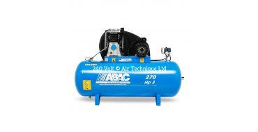 15 cfm Abac PRO A49B 270L FM3 *1 Phase 16amp Supply