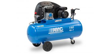 9cfm Abac Line A29B 150L CM2 * Single phase run off a 13 Amp supply