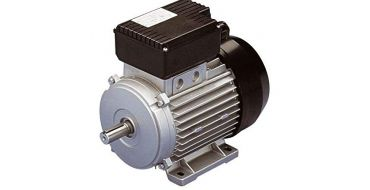 NG2-NG3 3 hp 240 Volt Mec 80 Motor 1 Phase 19mm Shaft