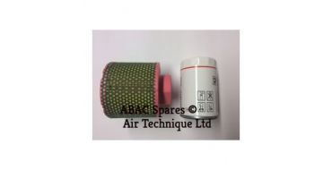 Spinn 5.5-7.5kw Air-Oil Filter BA51 Serial ITR Prefix 2005-2010
