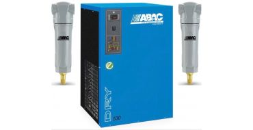 Abac DRY 290 + 2 x Filters 171 cfm Refrigerated Dryer