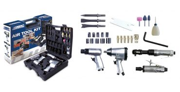 ABAC 34 Piece Air Tool Kit