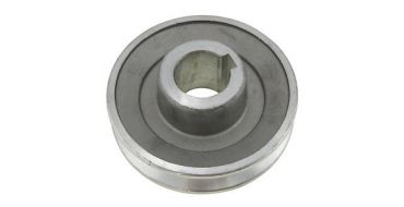 B38 - A39 3hp Motor Pulley 130 x 1A Hole 24mm