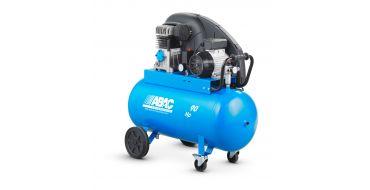 11cfm Abac PRO A29B 90L CM3 * Single phase run off a 13 Amp supply