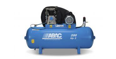14cfm Abac PRO A39B 200L FM3 * Single phase run off a 16 Amp supply