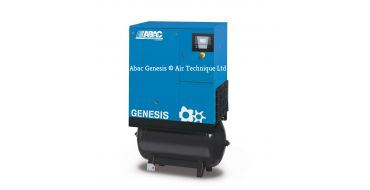 Abac Genesis 15/13 i 270 C67 Variable Speed Compressor with Dryer-Tank