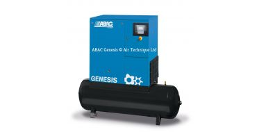 Abac Genesis 15kw 82cfm @ 8 Bar 500L C67 Compressor