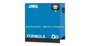 Abac Formula 30kw 121 cfm @ 13 Bar Compressor Floor Mounted C80