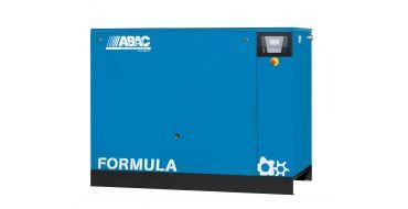 Abac Formula E 30kw 152cfm @ 8 Bar Compressor Dryer Built In C80