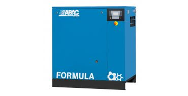 Abac Formula 30kw 152cfm @ 8 Bar Compressor Floor Mounted C80