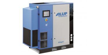 Alup Allegro 30 Variable Speed 197 cfm @ 7 bar 30Kw