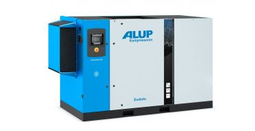 Alup Evoluto 45 + Dryer Permanent Magnet Variable Speed 322 cfm @ 7 bar 45Kw