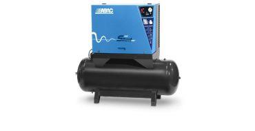 15 cfm ABAC B4900-LN-270 FT4 Metal Cover *3 Phase 415 Volt Special Order