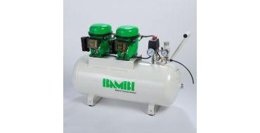 Bambi BB50D Silent Air Compressor