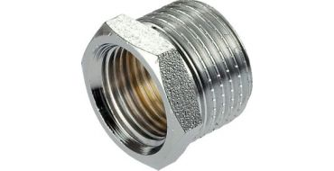 "1/2"" bsp Male x 3/8"" bsp Female Tapered Bush"