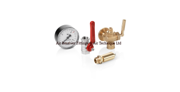 4000 & 5000L Air Receiver Safety Valve Kit