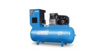 18cfm Abac PRO B4900 270L FT4 FFO *3 Phase 415 volt c/w Dryer Special Order