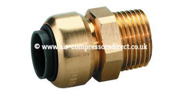 Airnet 15mm x 1/2 Male Thread