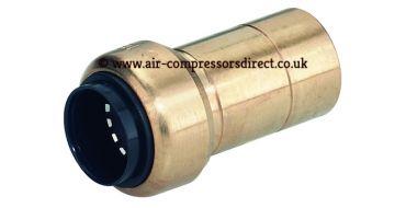 Airnet 22mm Stem x 15mm Reducer