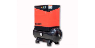 Airwave Eco-Speed 7.5kw 32 cfm @ 10 Bar 300L Tank Mounted + Free Options