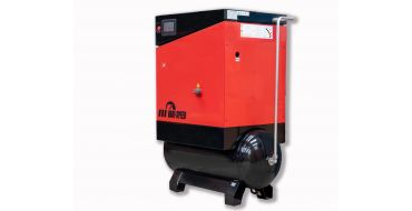 Airwave Vari-Speed Permanent Magnet 11kw 52 cfm @ 10 Bar 300L Tank Mounted + Free Options