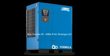 ABAC Formula M 30kw 7-10 bar