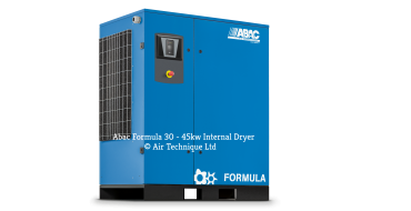 ABAC Formula ME (inc Dryer) 45kw 7-10 bar