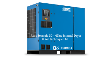 ABAC Formula MEI (inc Dyer) Variable Speed 37kw 7-10 bar